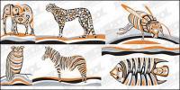 special animal vector