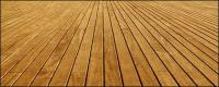 Wood flooring material picture