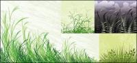 grass material vector