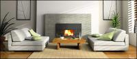 Beautiful home interior picture material-4