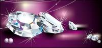 Vector diamond cool material
