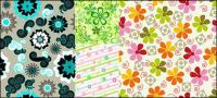 lovely background pattern vector material
