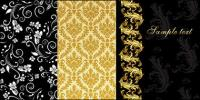 fashion pattern vector material selected