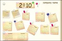 Lovely 2010 calendar