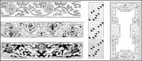 Material of the 17 Chinese classical vector