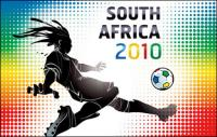 World Cup 2010 album Vector