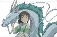 Mice painted with the White Dragon Vector Chihiro