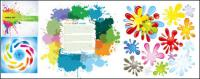 Color Ink Vector