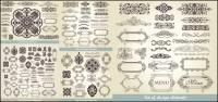 European classic pattern 01