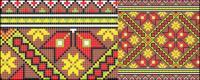 Pixel pattern 03-- vector material