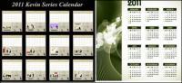 Both Vector 2010 Calendar