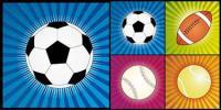 4 Ball Vector