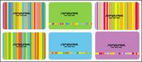 Color card templates