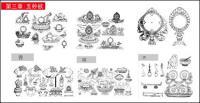 Buddhist artifacts Chart