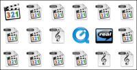 Audio-visual media-PNG Icon