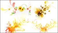 Wild Chrysanthemum Dream vector