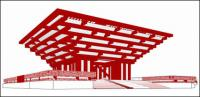 Vector World Expo China Pavilion