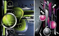 Future science and technology Vector material