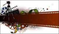 films tripod vector material
