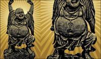 Buddha Vector material