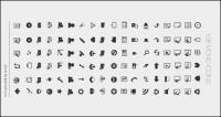1108 simple and practical web design icons png