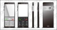 Phone vector material
