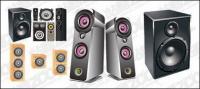 Accommodates Speaker vector material