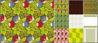 Vector background patterns-33