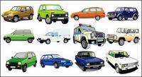 Vector beautiful cars-2