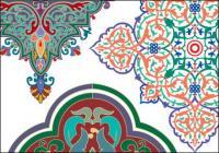 Classical exquisite lace pattern set