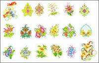 Colorful pattern designs