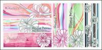 Lovely style flower background