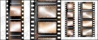 Nostalgic film negatives