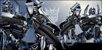 Transformers vector material