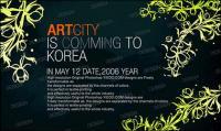 Korean fashion gorgeous patterns series psd layered material-9