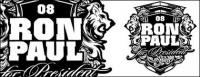Vector lion logo