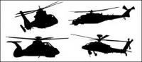 Vector material helicopters Pictures