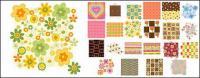 GreenTea campaign material vector material 101-122