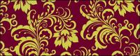 Fashion gorgeous patterns background