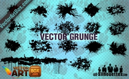 Descargar vector grunge