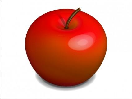 แอปเปิ้ลสีแดง