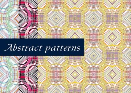 feine Linie Muster Hintergrund Vektor