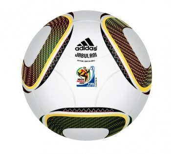fifa world cup south africa official ball jabulani vector jabulani ball photoshop eps design