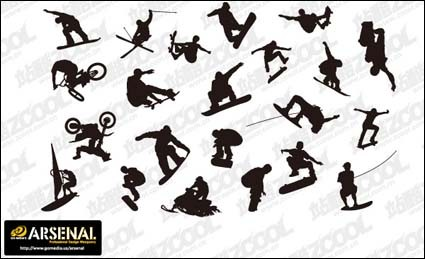 go media vector material set13 produced current trend of movement