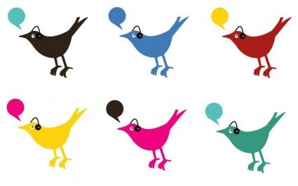 twitter birds music