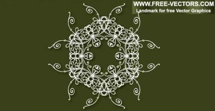 decorative free vector