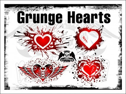grungehearts