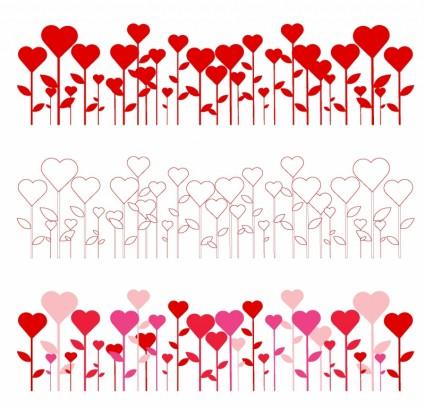 Heart Clip Art Wallpaper Heart Borders