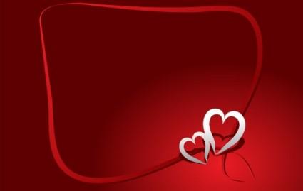 simple silver heart shaped logo