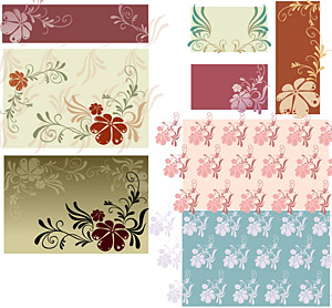 Vector background patterns-10